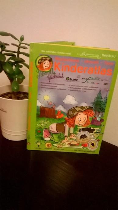 Cover Kinderatlas (C) Glückschuh Verlag