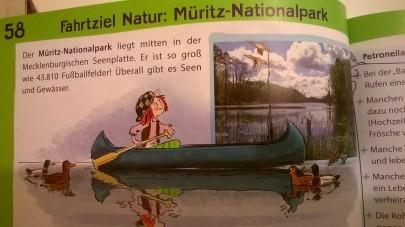 Grüne Infoseiten (C) Glückschuh Verlag