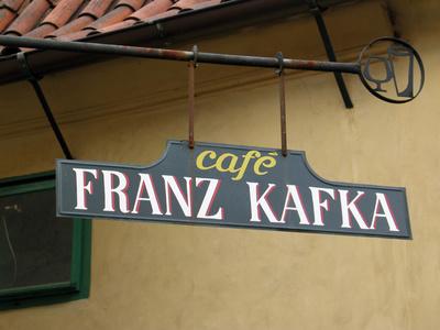 prague, kafka